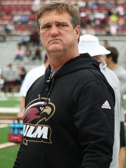 Collins returned to ULM, his alma mater, after defensive