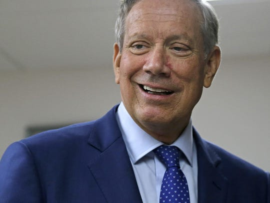 Former New York Governor George Pataki, from Peekskill, New York.