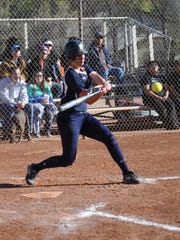 Ruidoso scored seven runs in the fifth inning,