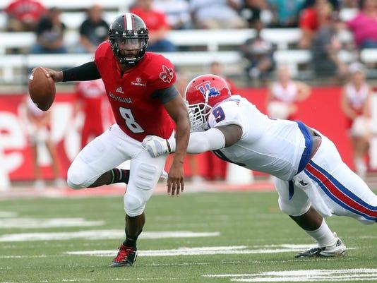 NCAA Football: Louisiana Tech at UL Lafayette