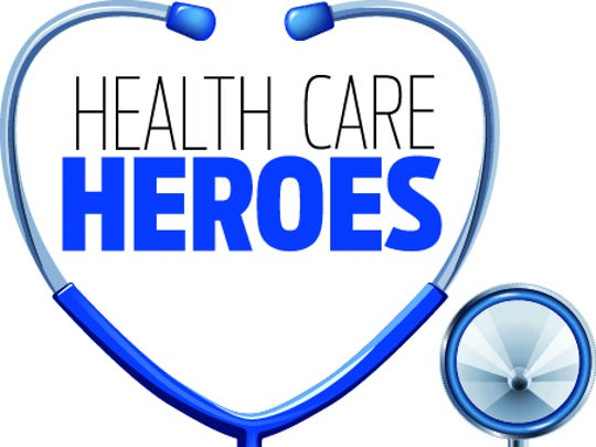 Health Care Heroes logo