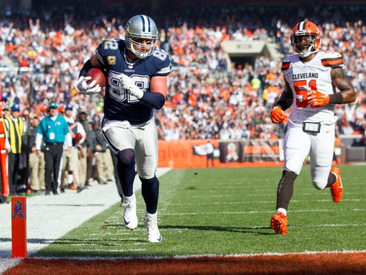 NFL: Dallas Cowboys at Cleveland Browns