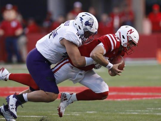Nebraska football remains down in the dumps.