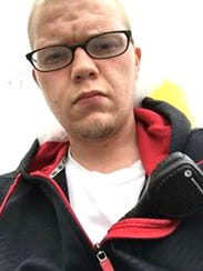 Andrew Hall, of North Lebanon Township, has been missing