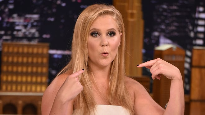 Amy Schumer is coming to Blue Cross Arena May 6.