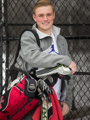 Elliott Nielsen enters his third season as the top golfer for Fond du Lac and will continue his career at the University of Northern Iowa next year.