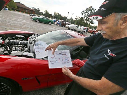 Stu Billies, Fairport, talks about the excitement of