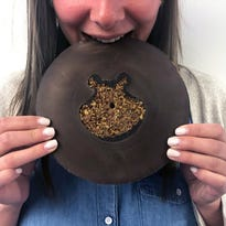 Goodbye, records made of vinyl. Hello, records made of Kellogg's cereal?