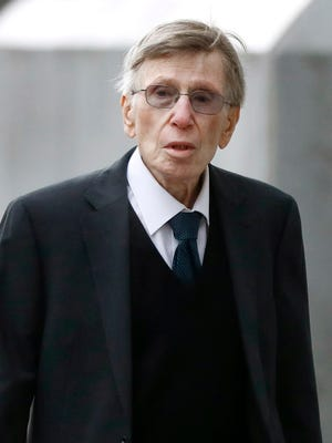 Dr. Bernard Greenspan was facing trial on bribery and fraud charges.