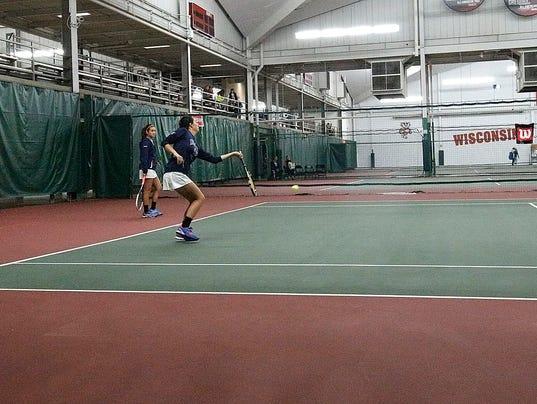 W.I.A.A. Girls Individule State Tennis-4