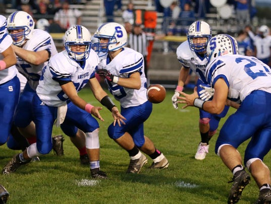 1 CGO FB-SOUTHEASTERN-PAINT VALLEY