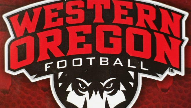 New logo for Western Oregon University. Photographed on Friday, May 27, 2011.