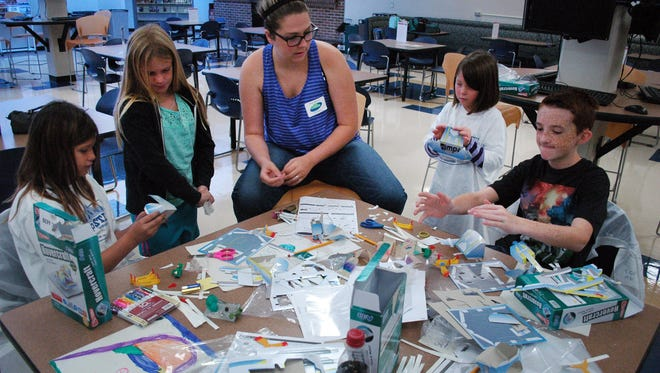 Camp STEM is one option for a spring break camp in Gallatin.