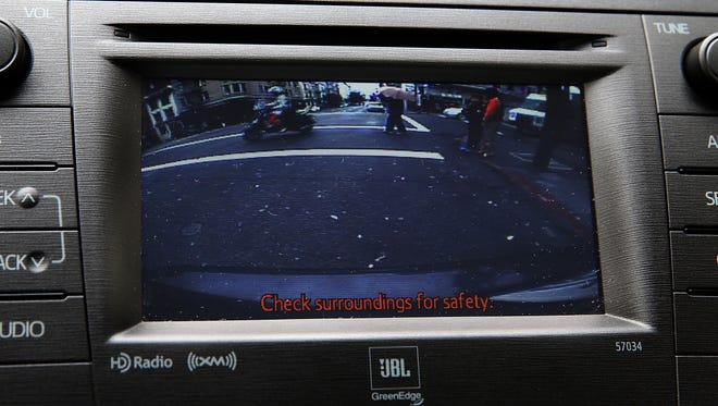 One of the most popular features recommended is a backup camera that gives a view of what is behind the vehicle when in reverse.