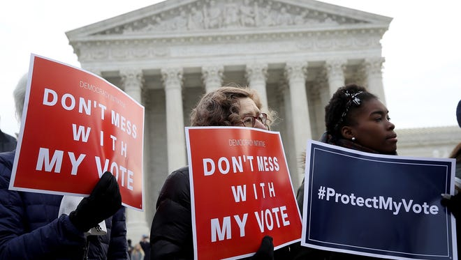 The Supreme Court will hear another case Wednesday that exposes how Democrats and Republicans try to game the political system.