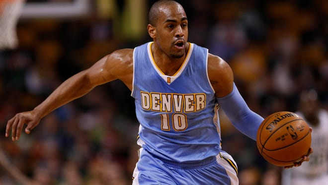 Arron Afflalo has been traded to Portland.