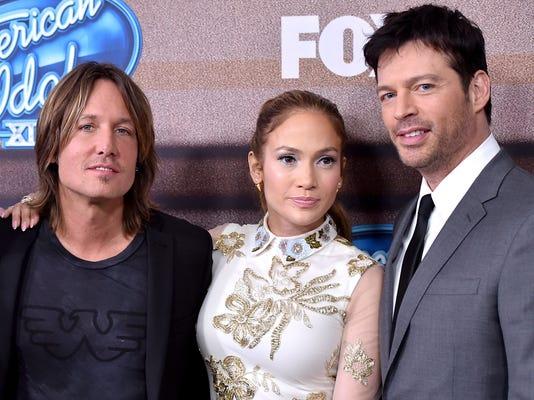 "Fox's ""American Idol XIV"" Finalist Party - Arrivals"