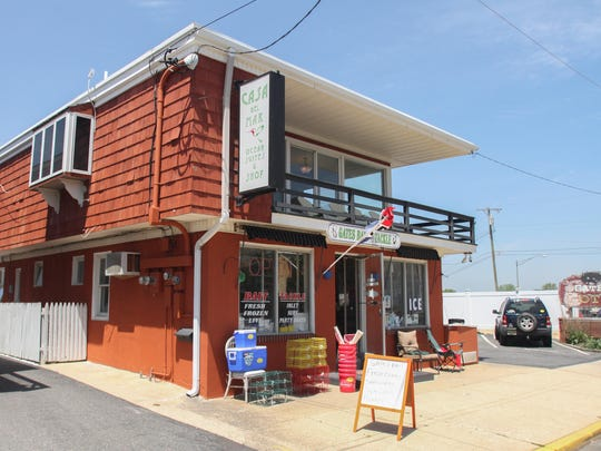 Casa Del Mar on Ocean Avenue in Point Pleasant Beach uses Airbnb to help book its rooms.