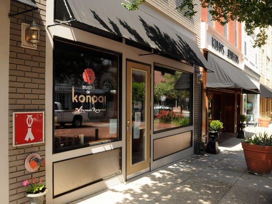Sushi de Kanpai has offered excellent fare in downtown Salisbury for at least 10 years.