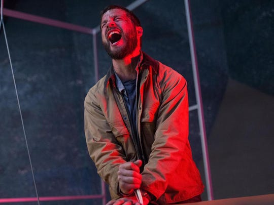 "Logan Marshall-Green in ""Upgrade."" (Blumhouse Productions)"