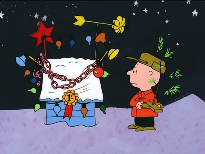 A Charlie Brown Christmas | Never gets old, even on,