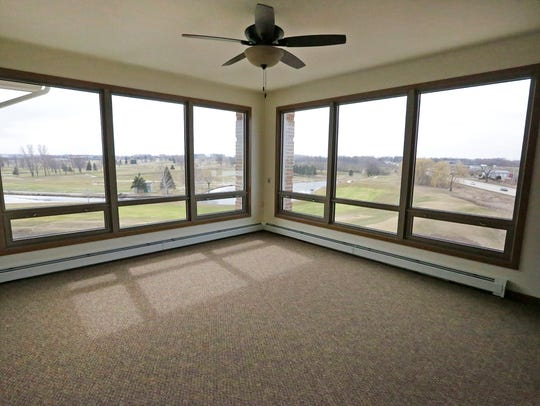 The Meadows at 620 W. Rolling Meadows Drive overlooks