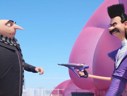 Film Title: Despicable Me 3