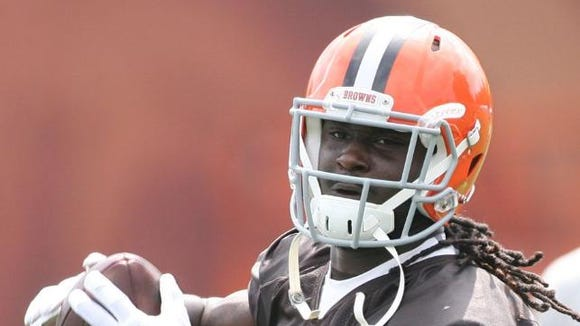 Will Cleveland Browns rookie Isaiah Crowell make it past Tuesday's first cuts.