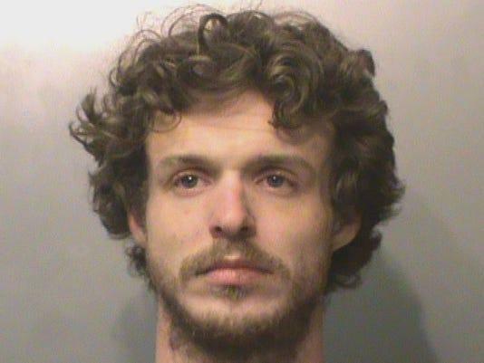 suspect Curtis Weis