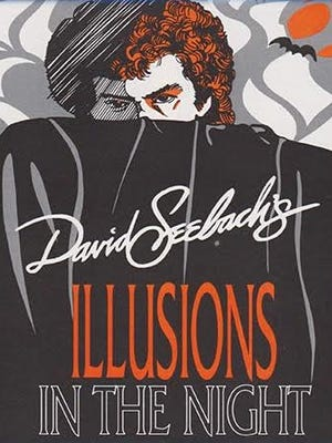 David Seebach's Illusions in the Night at the Sunset Playhouse in Elm Grove, Sept 28 through Oct. 1.