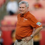 The Football Four Podcast with former Texas coach Mack Brown