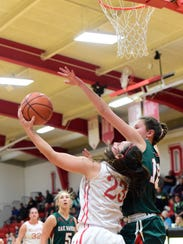 Bellevue's Jenna Strayer will continue her career at