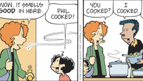 Stone Soup will become a Sunday-only strip starting Oct. 19.