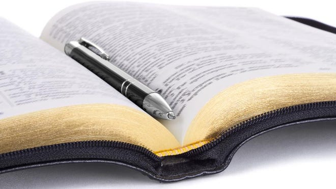 The Bible contains thousands of witnessed events where God displayed his almighty power, says reader Manuel Ybarra Jr.