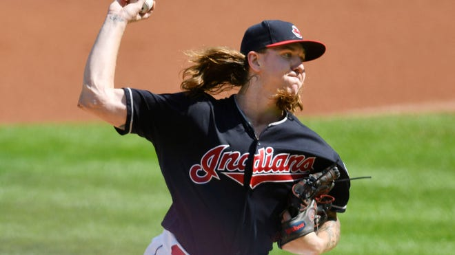 Mike Clevinger could be the hottest thing in baseball this season.