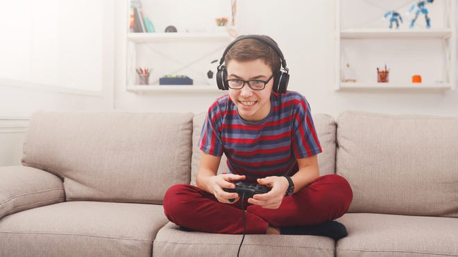 While parents usually feel comfortable letting their young children play online games now and then, those games often have a social component that most parents don't expect.