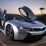 Test Driv:  BMW i8