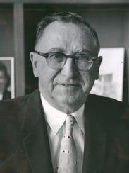 Mayor Albert Eugene Cobo