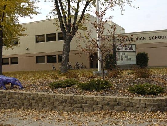 Pittsville High School
