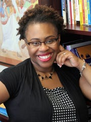 Dr. Brandy N. Kelly Pryor, director of the Center for