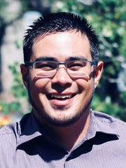 Adrian Padilla, owner of Off the Grill food trucks, and the El Paso SBA's Young Entrepreneur of the Year.