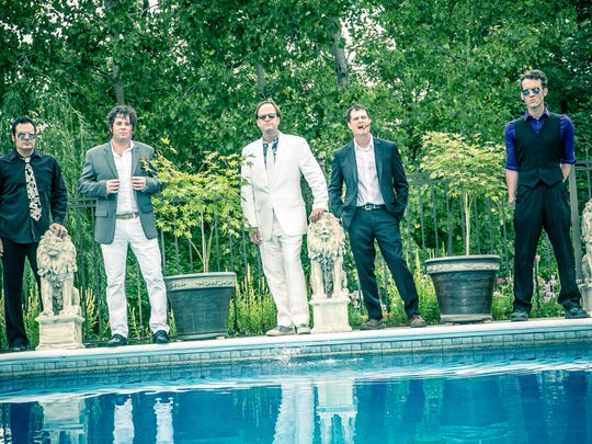 The rock 'n' roll upstarts Electric Six will play St.