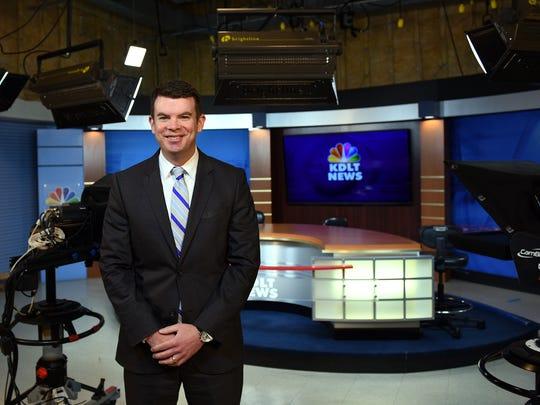 Paul Heinert was the former news director for KDLT before joining Sanford Health's media team.