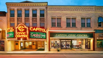 Manitowoc Capitol Civic Centre plans building improvements in 2018 | Streetwise Manitowoc