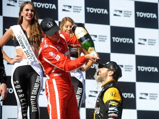 IndyCar: Toyota Grand Prix of Long Beach