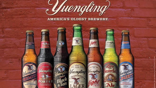 Yuengling, long prevalent on the Eastern and Southeastern shores, will now be sold in Louisiana.