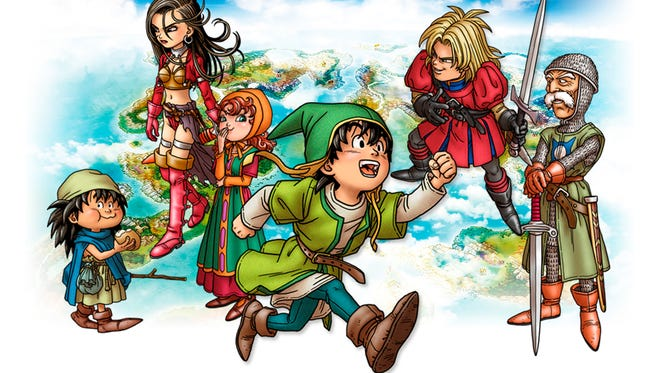 Dragon Quest VII: Fragments of Forgotten Past.