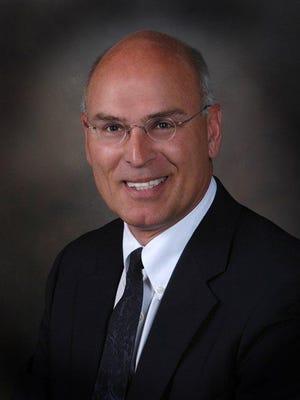 - -Rick Olson candidate for House District 68.- -CAPTION: Olson RAN B & W MUG