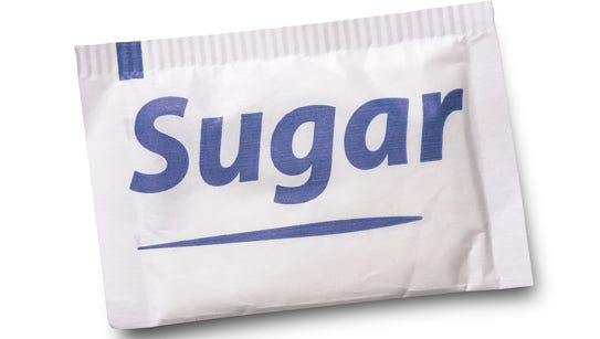 Sugar is treated like it's a four-letter word, but