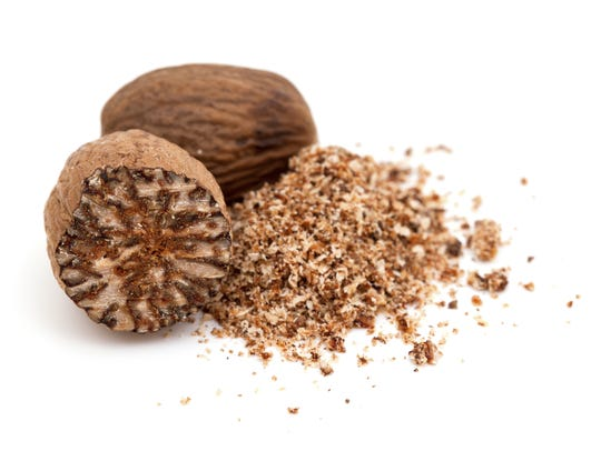 The use of nutmeg can help with pain relief, indigestion,